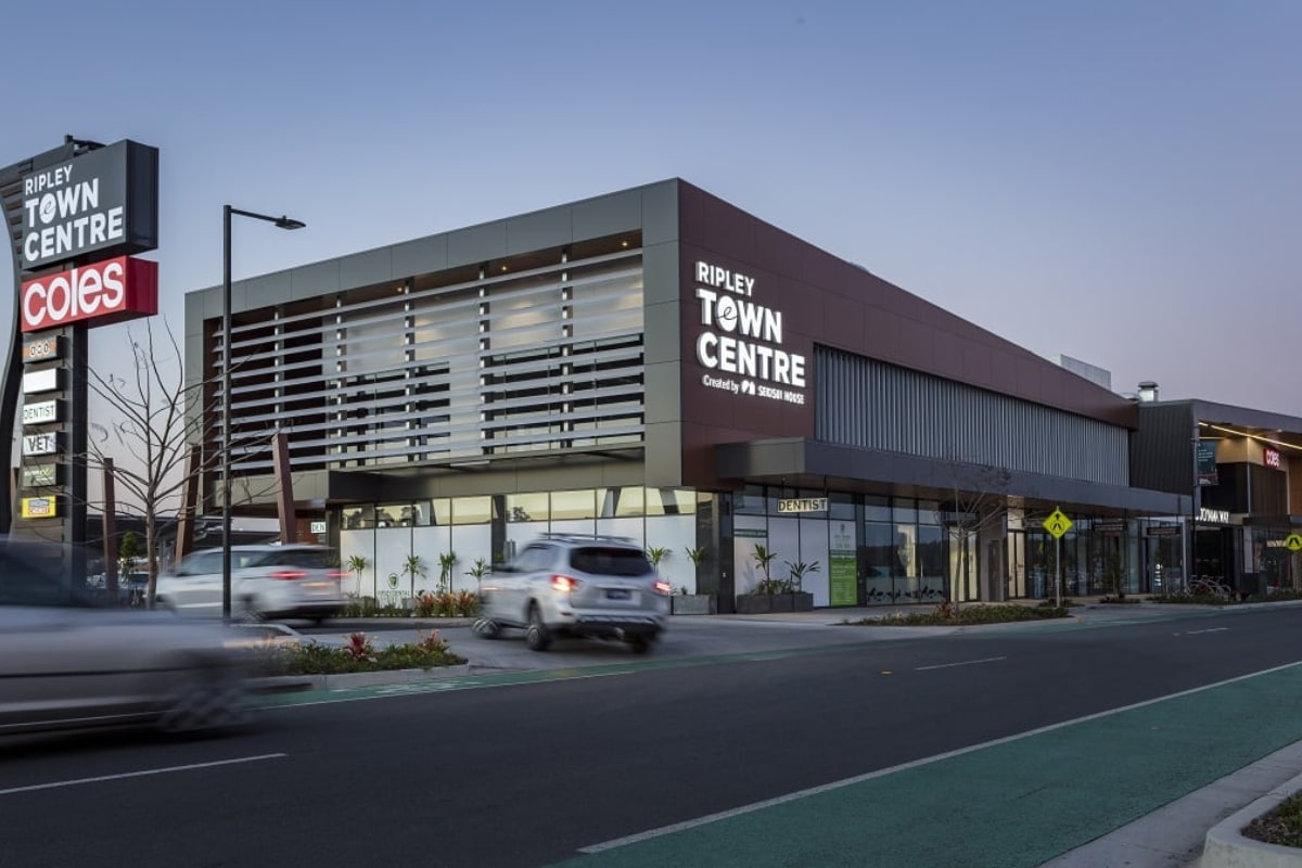 Ripley Town Centre