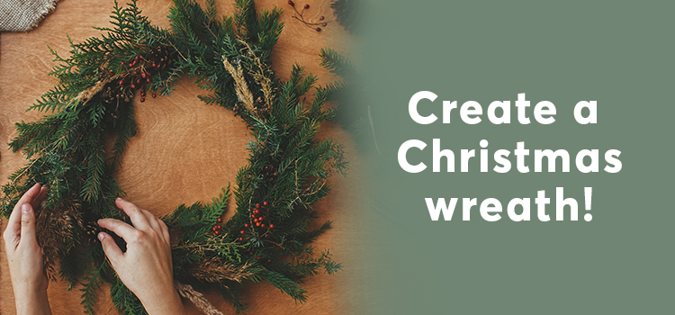 Festive Wreath Workshop - BOOKED OUT