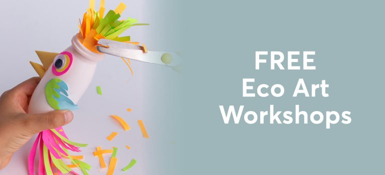 Free Eco Art Workshops