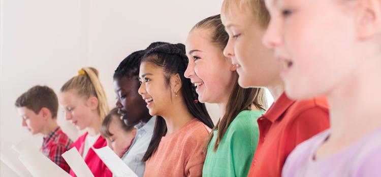 Sunshine Kids Choir