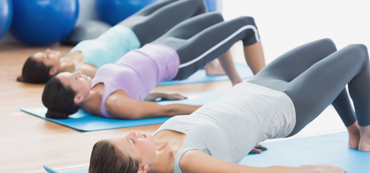 Mum and Bubs Fitness - Pilates