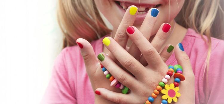 Free Nail Polish for Kids